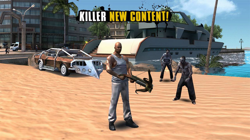 Gangstar Rio: City Of Saints Android