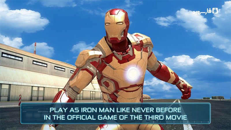 Iron Man 3 Game Android
