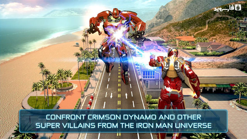 Download Iron Man 3 Game Android