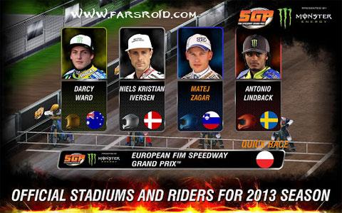 بازی Official Speedway GP 2013 اندروید